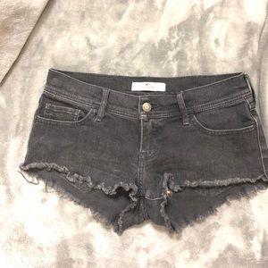 Hollister Cutoff Shorts Size 26